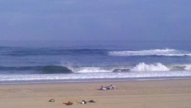 wave report FR, Hossegor - La Gravière (40) du 2012-08-02 08:45:00