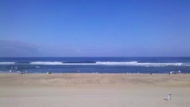 wave report FR, Vieux Boucau (40) du 2012-08-03 10:20:00