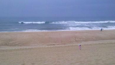 wave report FR, Vieux Boucau (40) du 2012-08-05 09:20:00