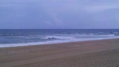 wave report FR, Vieux Boucau (40) du 2012-08-06 09:40:00