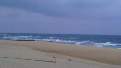 wave report FR, Vieux Boucau (40) du 2012-08-11 08:50:00