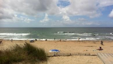 Surf report FR, La Govelle (44) du 2012-08-12 13:00:00