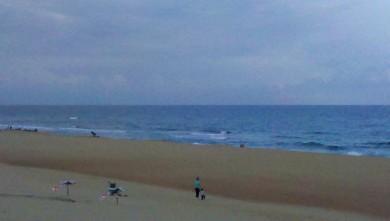 wave report FR, Vieux Boucau (40) du 2012-08-12 08:45:00