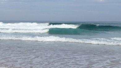 wave report FR, Contis Plage (40) du 2012-08-14 10:31:00