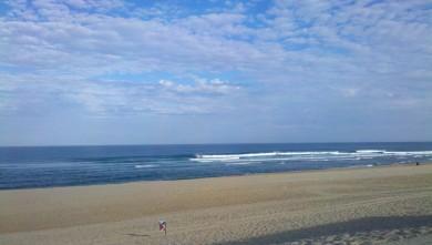 wave report FR, Vieux Boucau (40) du 2012-08-14 09:00:00