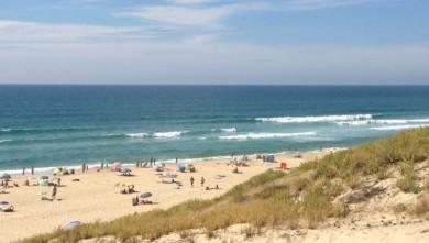 wave report FR, Le Porge (33) du 2012-08-14 16:36:00