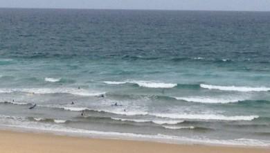 wave report FR, Contis Plage (40) du 2012-08-15 10:36:00