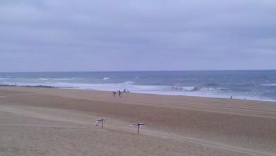wave report FR, Vieux Boucau (40) du 2012-08-18 09:00:00