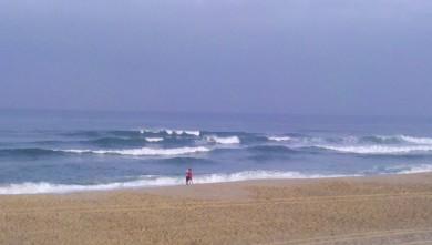 wave report FR, Vieux Boucau (40) du 2012-08-19 08:25:00