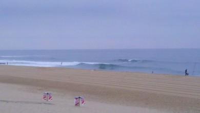 wave report FR, Vieux Boucau (40) du 2012-08-20 09:00:00