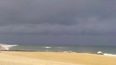 wave report FR, Vieux Boucau (40) du 2012-08-21 08:45:00