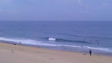 wave report FR, Vieux Boucau (40) du 2012-08-24 09:25:00
