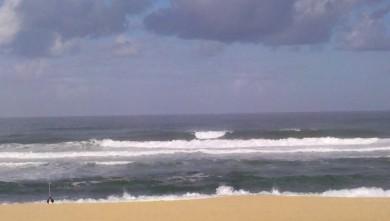 wave report FR, Vieux Boucau (40) du 2012-08-26 09:45:00