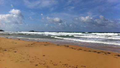 Surf report FR, Quiberon - Port Blanc (56) du 2012-08-29 10:58:00