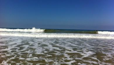 Surf report FR, Le Grand Crohot (33) du 2012-09-14 13:00:00