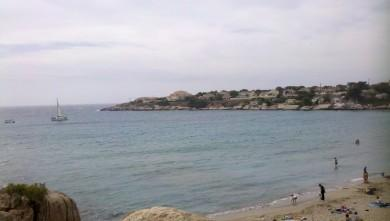 wave report FR, Plage du Verdon (13) du 2012-09-23 15:00:00
