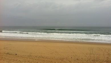 Surf report FR, Mimizan - Plage Garluche (40) du 2012-10-20 10:08:00