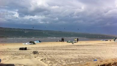 Surf report FR, Arcachon - Les Arbousiers (33) du 2012-11-02 14:53:00