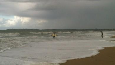 wave report FR, Carolles (50) du 2012-11-10 18:00:00