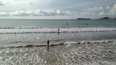 wave report FR, Plage du Lido (83) du 2012-11-11 11:55:00