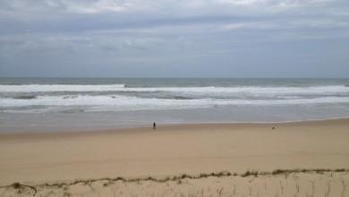 Surf report FR, Lacanau Océan - La Nord (33) du 2012-11-25 09:40:00