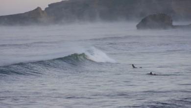 wave report FR, Biarritz - Grande Plage (64) du 2012-11-30 09:00:00