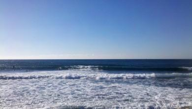 wave report FR, Sausset les Pins - Plage du Port (13) du 2012-12-02 11:15:00