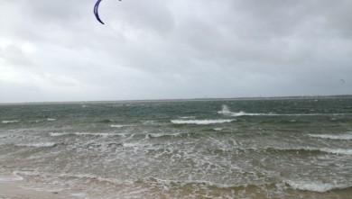 Surf report FR, Arcachon - Les Arbousiers (33) du 2012-12-27 13:02:00