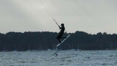 Wind report FR, Les Aigrettes (40) du 2012-01-02 13:00:00