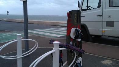 Wind report FR, Arcachon - Les Arbousiers (33) du 2012-01-03 10:00:00