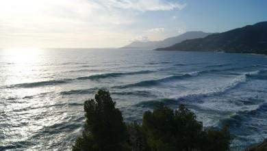 Surf report IT, Vintimille (IT) du 2012-01-05 13:00:00