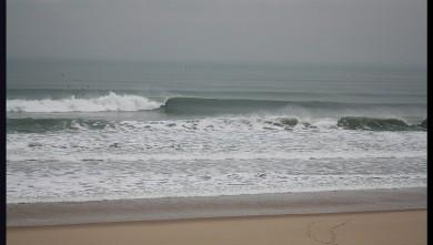Surf report FR, Lacanau Océan - La Nord (33) du 2012-01-12 16:00:00