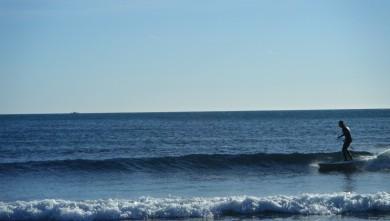 Surf report FR, L'Arquet (13) du 2012-01-22 15:00:00