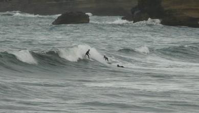 Surf report FR, Biarritz - Grande Plage (64) du 2012-01-22 16:00:00