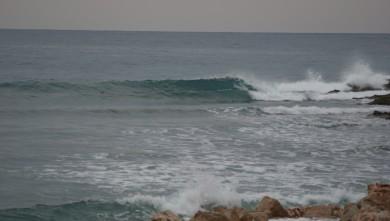 Surf report FR, Beaulieu sur Mer - Niven (06) du 2012-01-30 16:00:00