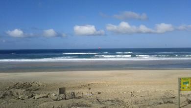 Wind report FR, Lacanau Océan - La Nord (33) du 2012-02-19 11:00:00