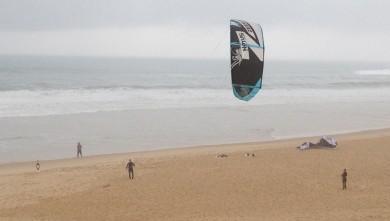 Wind report FR, Lacanau Océan - La Nord (33) du 2012-03-04 16:00:00