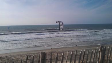 wind report FR, Biscarrosse Plage (40) du 2012-03-10 17:00:00