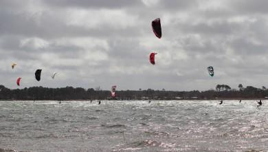 Wind report FR, Les Aigrettes (40) du 2012-03-18 11:00:00