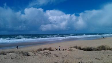 Wind report FR, Lacanau Océan - La Nord (33) du 2012-03-18 15:00:00