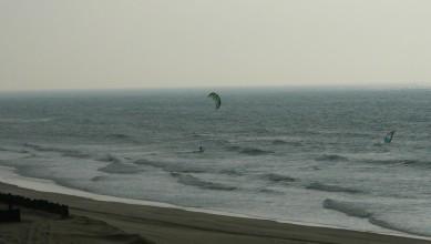 wind report FR, Biscarrosse Plage (40) du 2012-03-20 16:00:00