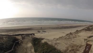 Wind report FR, Biscarrosse Plage (40) du 2012-03-20 15:00:00
