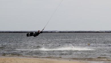 Wind report FR, Andernos - Le Betey (33) du 2012-03-23 16:00:00