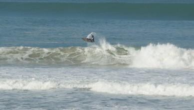 Surf report FR, Cap-Ferret - Plage de L'Horizon (33) du 2012-03-25 08:00:00