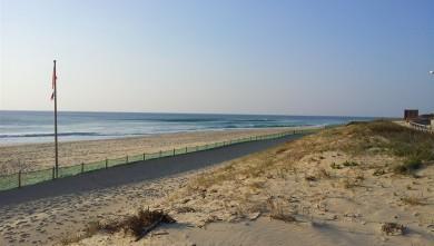 Surf report FR, Mimizan - Plage Garluche (40) du 2012-03-26 19:00:00