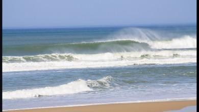 Surf report FR, Lacanau Océan - La Nord (33) du 2012-03-25 10:00:00