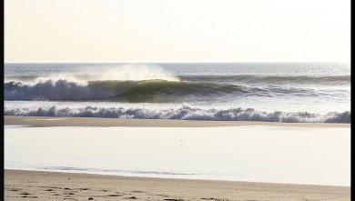 Surf report FR, Lacanau Océan - La Nord (33) du 2012-03-25 18:00:00