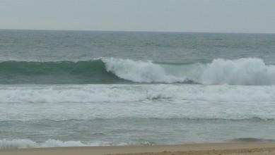 wave report FR, Le Grand Crohot (33) du 2012-04-05 17:00:00