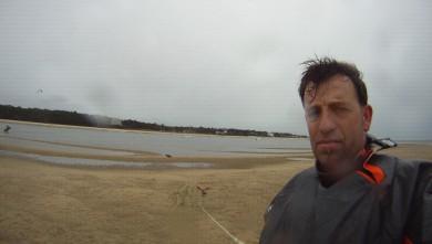 Wind report FR, Arcachon - Les Arbousiers (33) du 2012-04-10 14:00:00