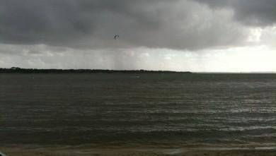 Wind report FR, Les Aigrettes (40) du 2012-04-09 14:00:00
